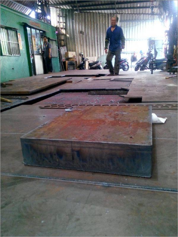 中鋼厚鋼板代切