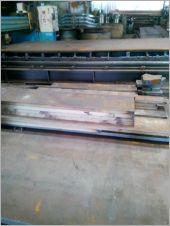 鋼板、鐵板油壓整平