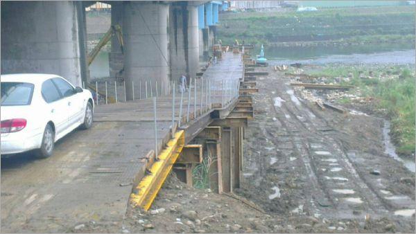 橋樑防震補強
