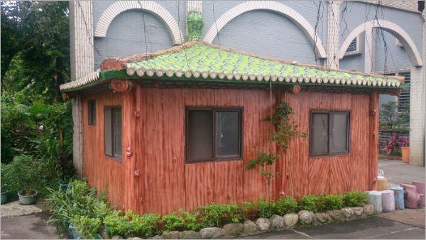 仿木守衛室