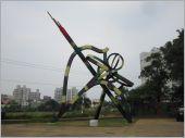 勇者之箭 藝術造型鋼構