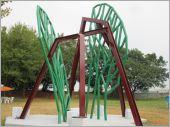 守護之翼 藝術造型鋼構