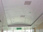 弧型天花板