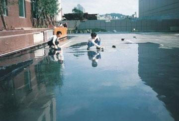 PU彈性防水材