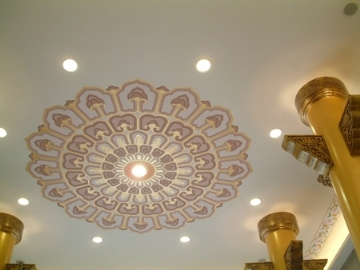 造形天花板工程