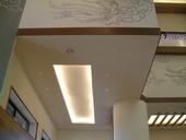 石膏天花板工程