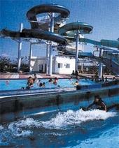 水上樂園滑水道工程