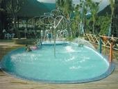 溫泉會館戲水池工程