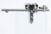 浴室玻璃門夾具及懸吊系統