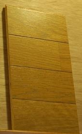 日式刻溝實木地板