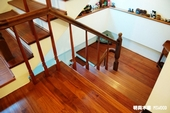 玉檀木樓梯踏板