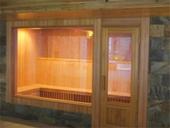 三溫暖檜木烤箱