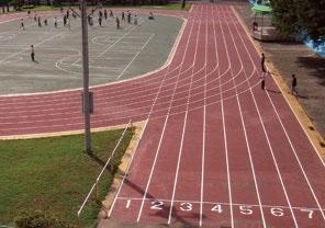運動場PU跑道、球場PU地坪