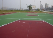 壓克力籃球場地坪