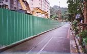 鍍鋅板圍籬