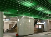 條狀造型天花板