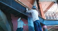 鋼筋混凝土樑柱碳纖維補強工程