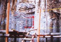 混凝土結構植筋補強工程