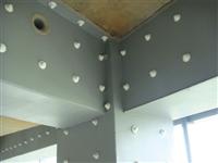樑柱鋼板結構補強工程
