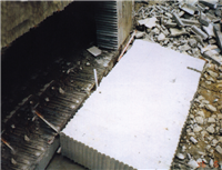 混凝土結構切割鑽孔工程