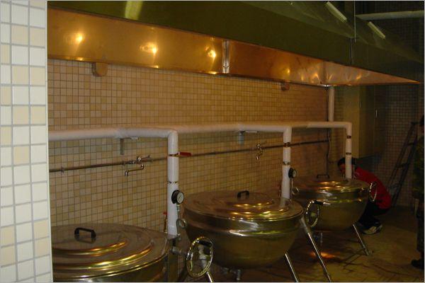 高恆-廚房餐飲設備-不鏽鋼冷凍廚房設備 中央廚房規劃設計圖