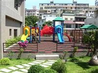 鋼管結構FRP兒童溜滑梯遊具