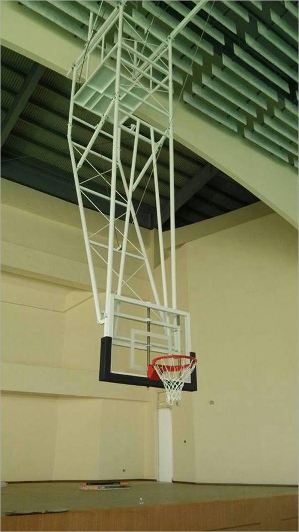 懸吊式籃球架