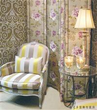臥室窗簾設計