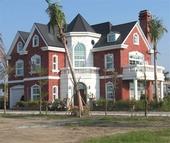 GRC造型別墅屋