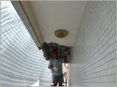 天花板結構補強工程 (1)