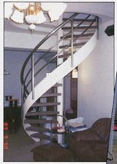 金屬旋轉梯/金屬迴旋梯