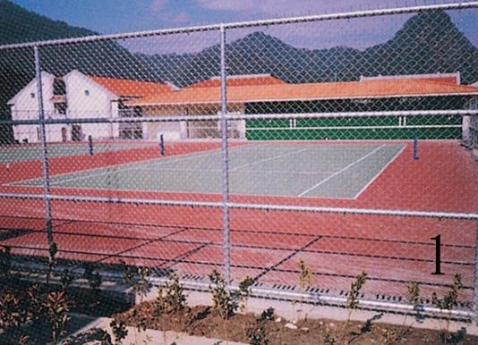 球場鐵網圍籬