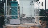 鍍鋅鐵網圍籬