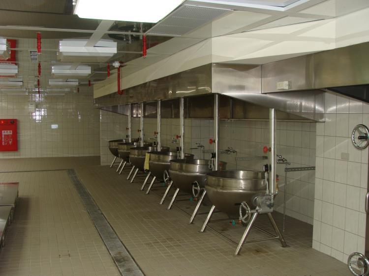 蒸氣迴轉鍋