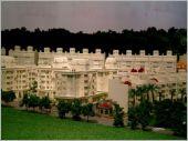 建築模型-別墅全區