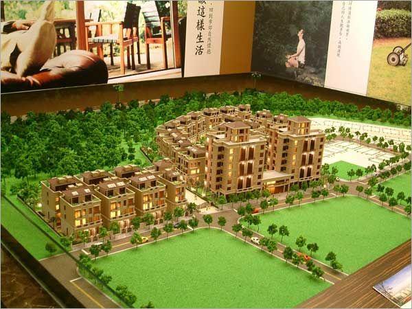 建築模型-別墅模型