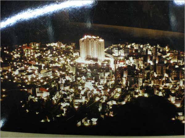 建築模型-夜景模型