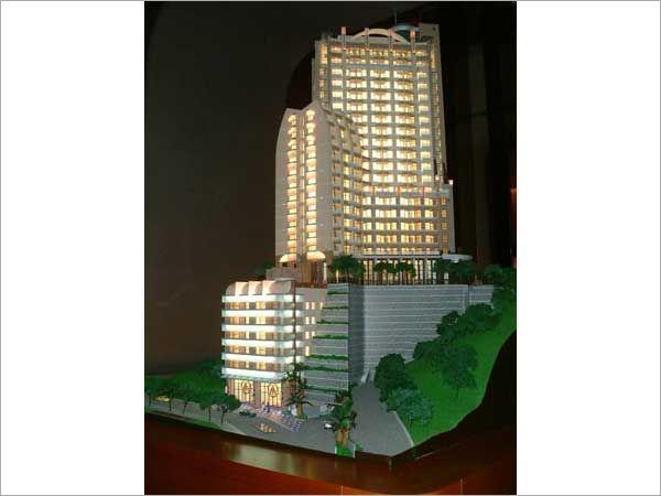 建築模型-大樓模型