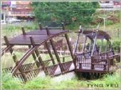 木造橋樑步道
