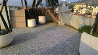 草屯寶旺萊高級民宿-頂樓隔熱磚工程