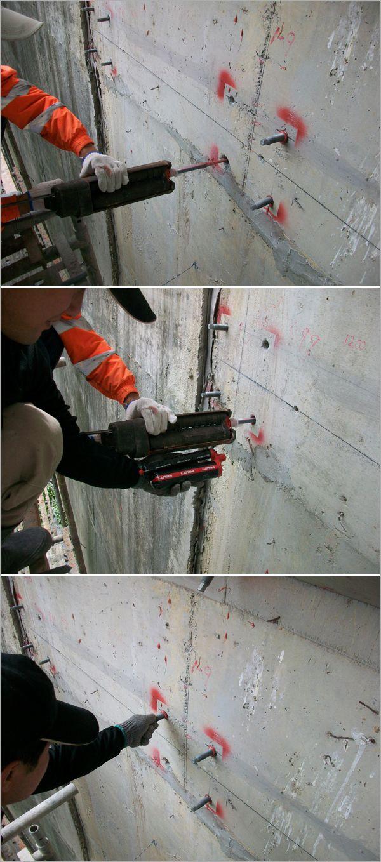化學錨栓工程