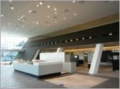 展示廳造型天花板