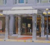 不銹鋼玻璃大門、公寓大門