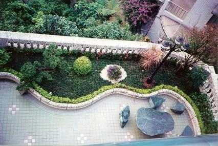 空中花园 - 龙鸿造景园艺工程设计室 - 详细商品实绩图片