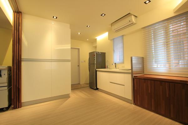 住宅室內設計_系統廚櫃