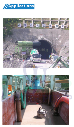KF系列 泥沙泵浦