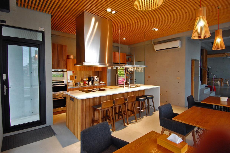 Gorden高登廚櫃廚房設計-【小島天光】